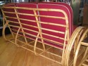 Bamboo Lounge Suite - back of sofa