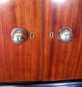 French Cabinet / Display Case - detail of handles