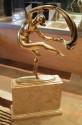 Hungarian Bronze Dancer