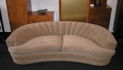 Vintage American sofa