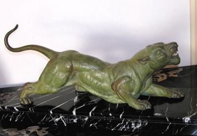 1930s Chiparus Sculpture