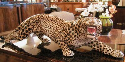 Cassano Ceramic Leopard