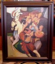 Lacaze Modernist Painting