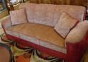 Plush 1930s Sofa