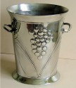Orivit Pewter Ice Bucket