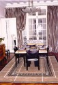 "Art Deco Collection Custom Carpet • ""Ruhlmann"" Beige"