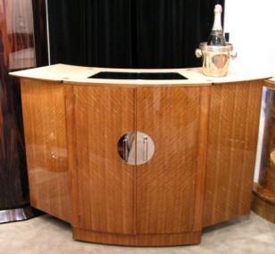 restored cabinet