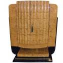 English Art Deco Epstein Bar Liquor Storage Cabinet