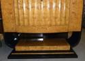 English Art Deco Epstein Bar Lacquer Storage Cabinet bottom
