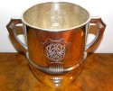 WMF Champagne bucket silver-plate