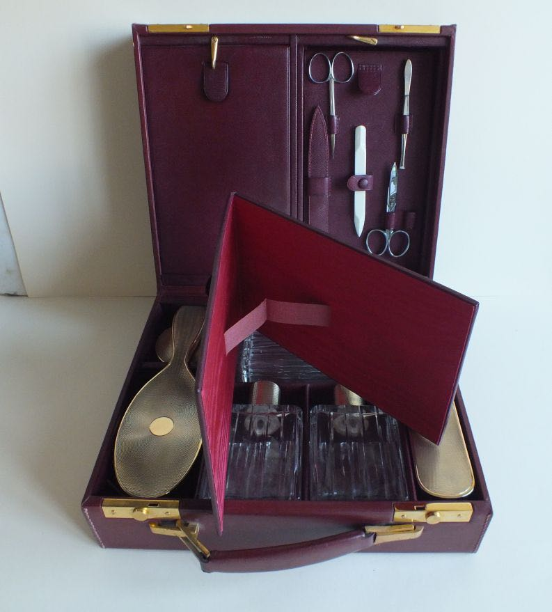 French Art Deco Men S Vanity Case Miscellaneous Art