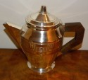 French Classic 5 piece Art Deco Coffee Tea Service Tea