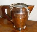 French Classic 5 piece Art Deco Coffee Tea Service Creamer