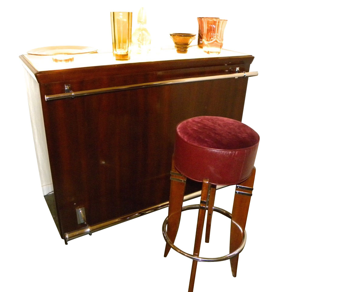 art deco furniture for sale bars art deco collection. Black Bedroom Furniture Sets. Home Design Ideas