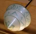 Czech Art Deco Light Chandelier