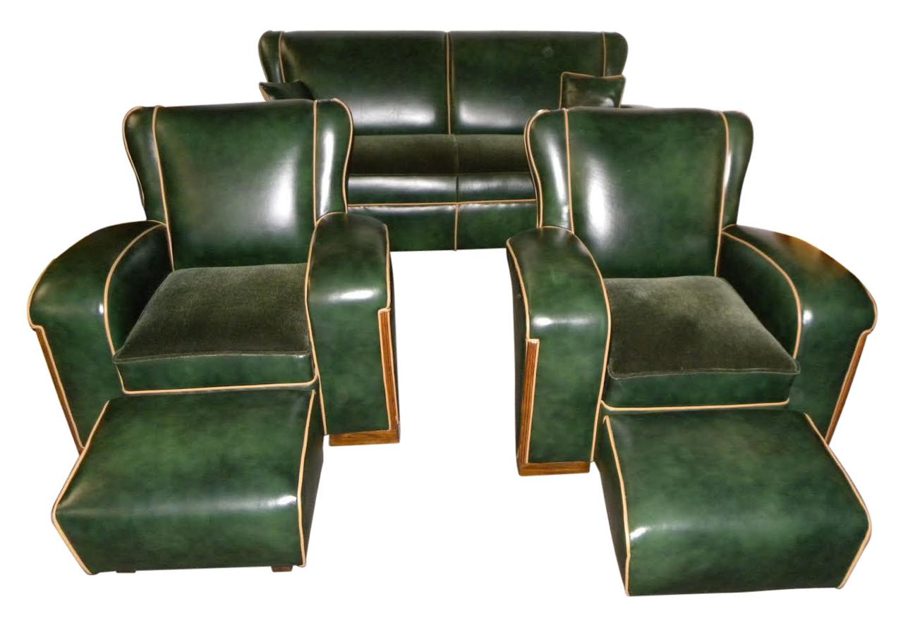Art Deco Furniture For Sale Seating Items Art Deco