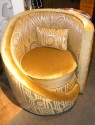 Hollywood Glamour Art Deco Unique  Club - Swivel Chairs