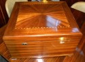 Classic Art Deco Complete Set of Silverware In fitted box s