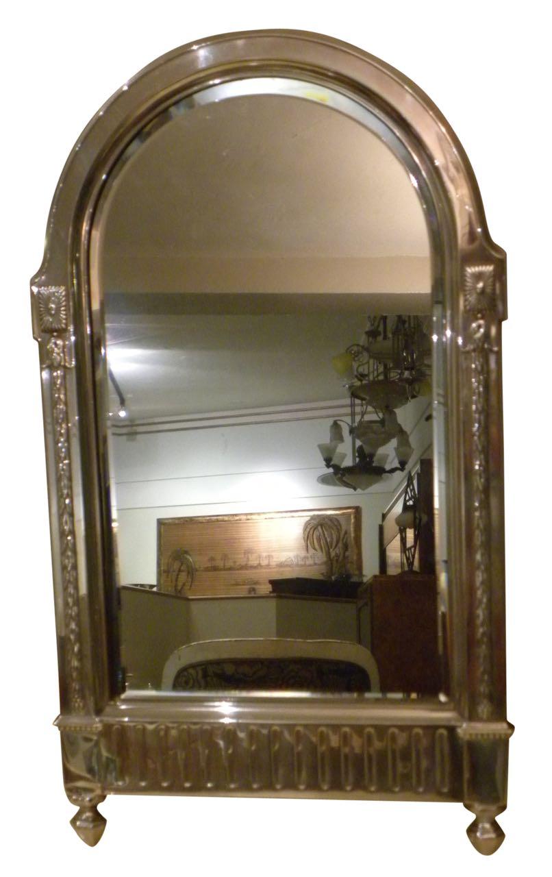 Art Nouveau WMF silver Vanity Mirror
