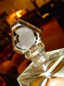 Baccarat Art Deco etched Decanter stopper