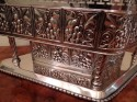 Art Deco Classical Silver Centerpiece detail