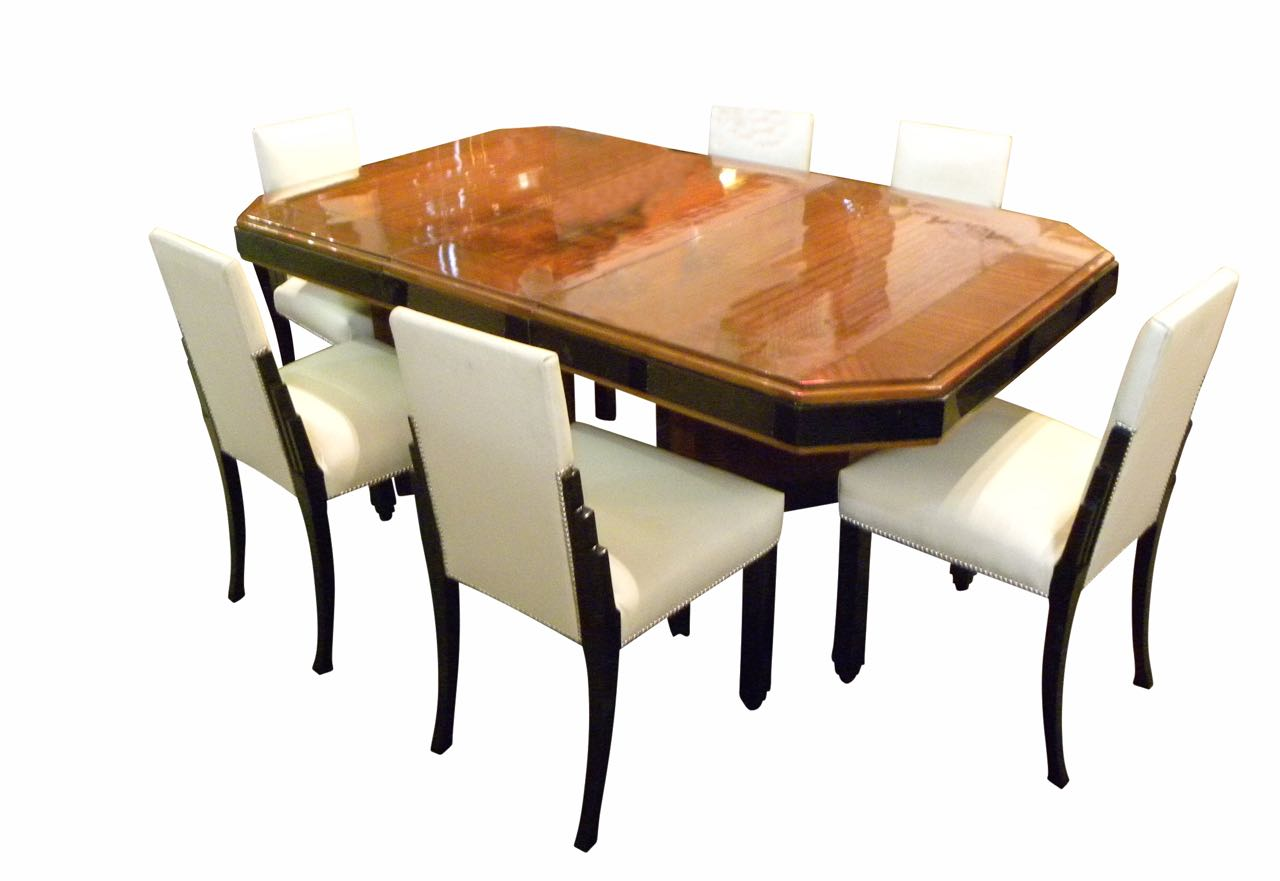 Art Deco Dining Room Furniture Sold | Art Deco Collection