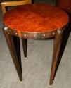 Ruhlmann style Custom Art Deco Side table