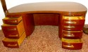 Professional Art Deco Desk by Stow & Davis