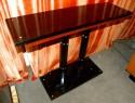 Art Deco Console Black Lacquer Biedermeir Style