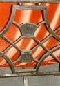Art Deco Fire Screen Classic French Design