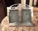 Art Nouveau Silver Picture Frame