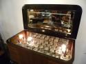 Spectacular Art Deco Philco Radio Bar 1936