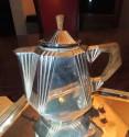 Art Deco Silver Tea Set and Tray