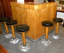 Art Deco Stand Behind Bar