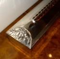 WMF style Art Nouveau silver-plate box