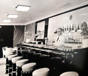 S.S.Normandie Bar