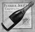 Silver Champagne Bucket for Perrier Jouet
