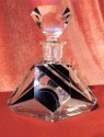 Czech Art Deco Decanter for Liquor or Perfume