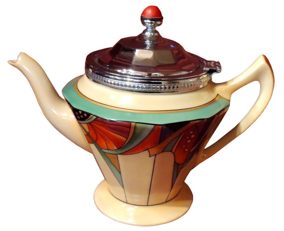 Royal Rochester Tea Pot  sc 1 st  Art Deco Collection & Art Deco Tableware for sale | Art Deco Collection
