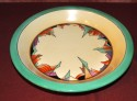 Royal Rochester Modernistic Art Deco Pie Plate