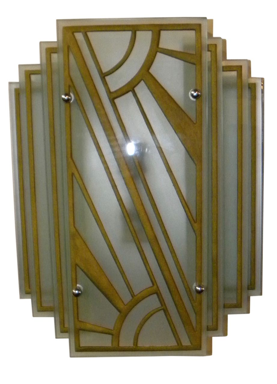 Art Deco Lighting For Sale Sconces And Wall Lights Art