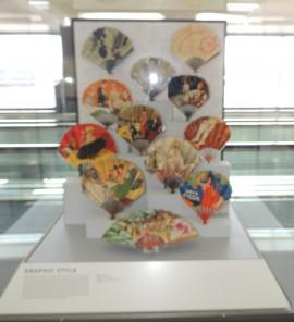 SFO Museum Fan Display