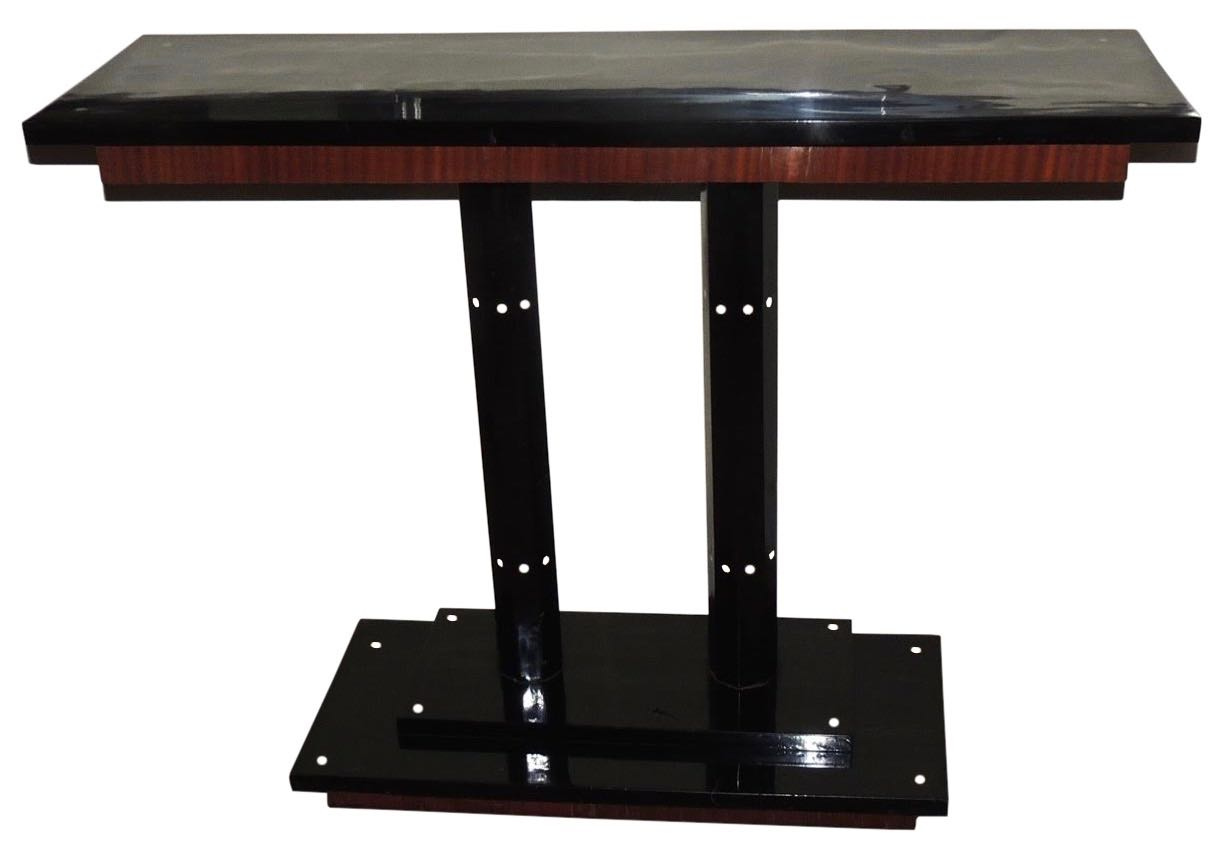 Small Demilune Hall Table art deco furniture for sale | consoles | art deco collection