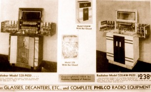 Cropped Philco Ad