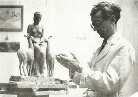 Ugo Cipriani at work