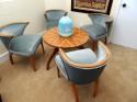 Studio Chairs Art Deco-Mid Century