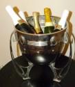 Art Nouveau Grand Champagne Cooler or Jardiniere
