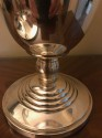 Christofle Luc Lanel Art Deco Vase Normandie Silverplate Urn