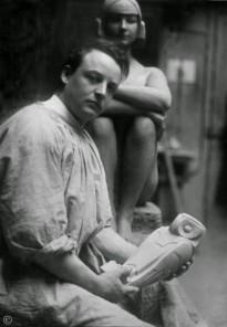 Eduardo Sandoz, Sculptor