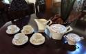 Art Deco English Tea Set Meakin
